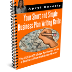 write a business plan, is a business plan necessary